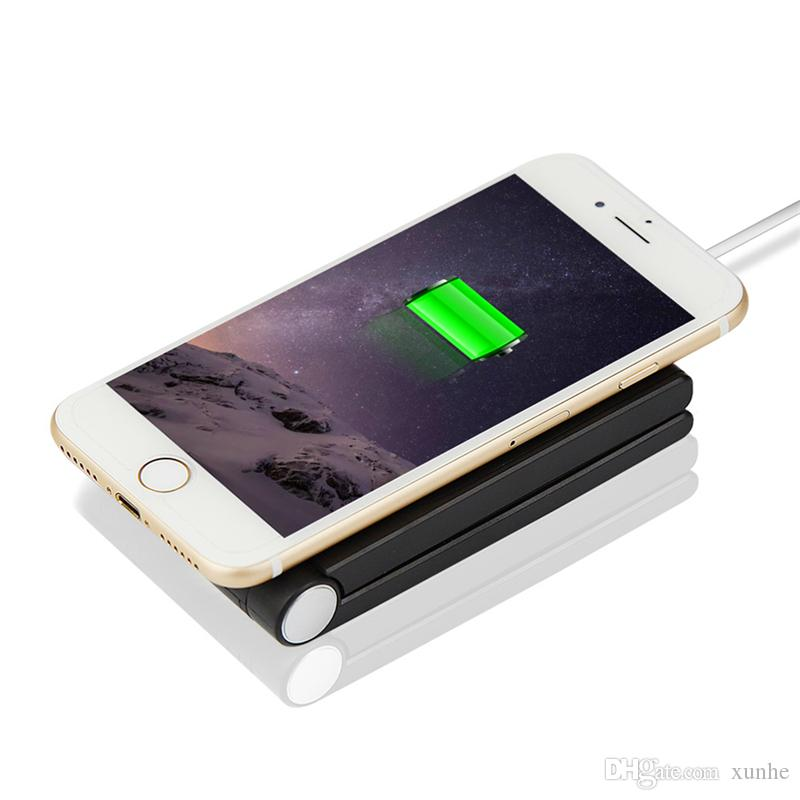 Qi Wireless Charging Fast Charger Stand Pad for Apple iPhone X 8 Samsung Note 8 S8 S7 all Qi-enabled Smartphones