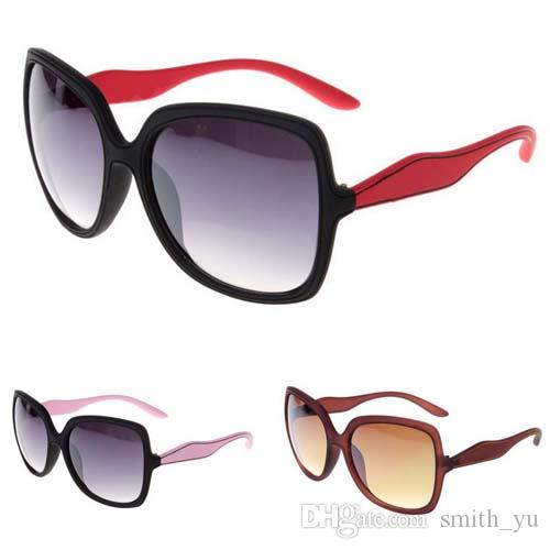 5eb4c21dcc Fashion Sunglasses Women Sun Glasses Cool Brand Designer Girls Pop Brown  Pink Red Luxury Gafas Oculos De Sol With Cases And Box Sale Womens  Sunglasses ...