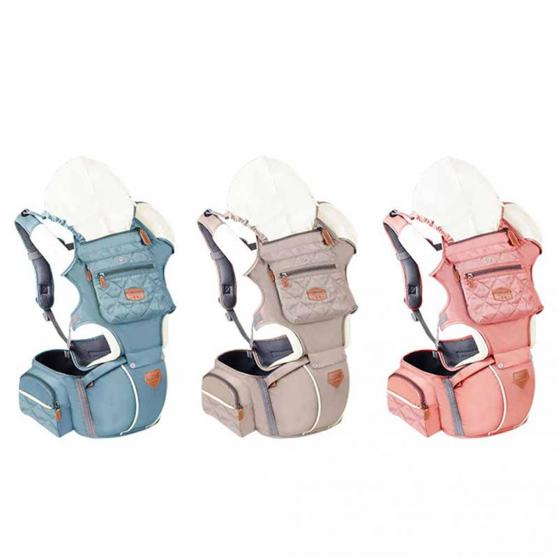 b519509b7ba 2019 Baby Carrier Sling Breathable Baby Kangaroo Hipseat Backpacks ...