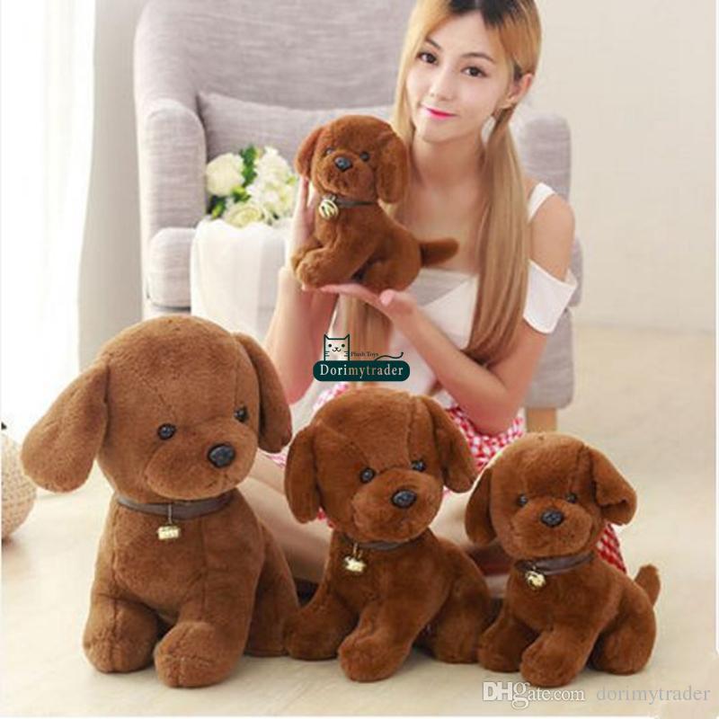 2019 Dorimytrader Lovely Soft Animal Dog Plush Toy Stuffed Cartoon