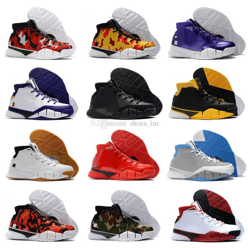 scarpe kobe 1 uomo