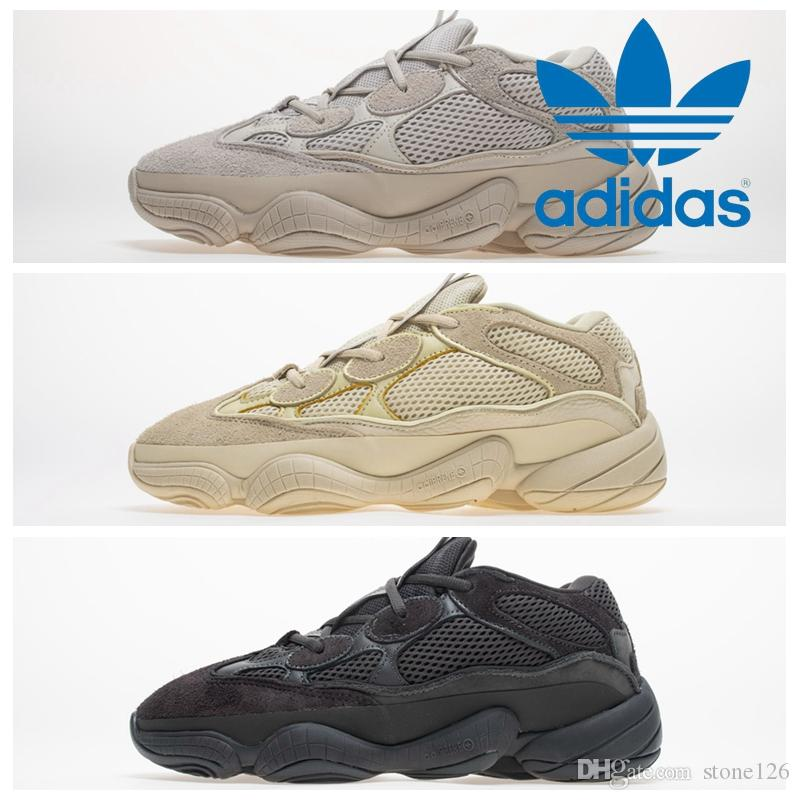 ad4132b7f ... 50% off compre cheap adidas yeezy 500 blush utility negro super moon  yellow women hombres