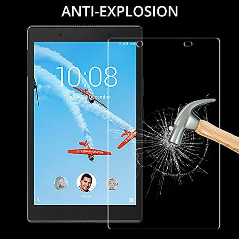9H Full Screen Protector Tempered Glass For Lenovo Tab 4 8 TB-8504F  TB-8504N 8504X 8 0 inch Clear Tempered Glass Cover Guard
