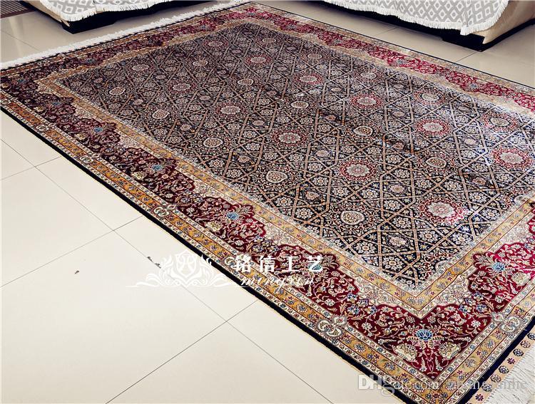 Acheter Mingxin 6 56x9 84 Pieds Tapis Turc Oriental Traditionnel De