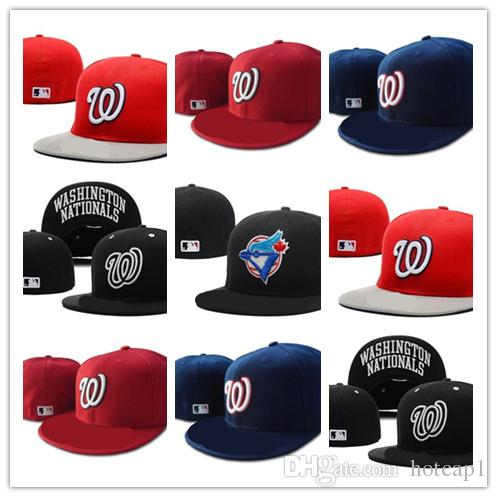 07b7aa3be1a Newest Washington Nationals Fitted Hat Online Shopping Street Fitted  Fashion Hat W Letters Snapback Cap Men Women Basketball Hip Pop The Game  Hats Baby Caps ...