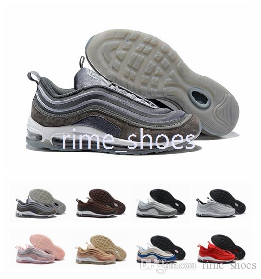 2018 Running shoes X-A-M 97 Ultra 17 Se Women 3M Designer Shoes 97 Suede Trainers Sneakers Size US 5.5-12 discount visit new 5mENpQZPe