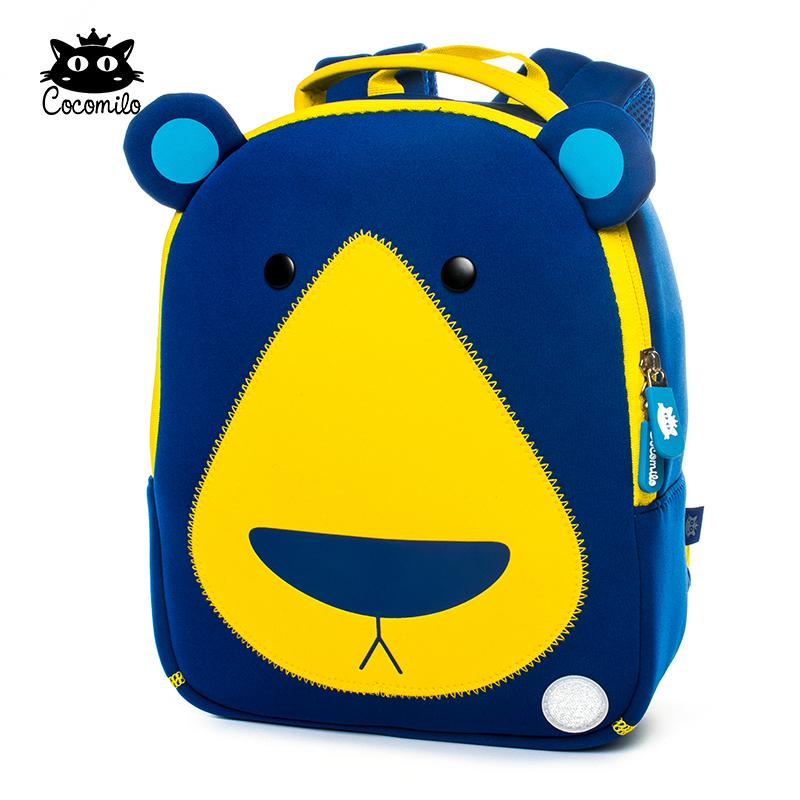 Cocomilo Cute Bear Model Animal Design Toddler School Bag For Kids  Kindergarten Cartoon Backpack Preschool 2 5 Years Little Boy Overnight Bags  Kids School ...
