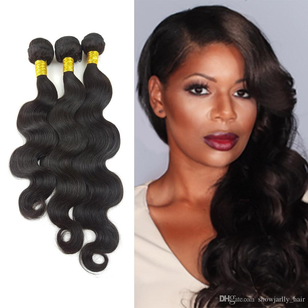 Raw Indian body Remy 100% Natural Indian