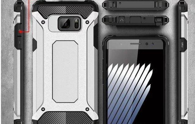 Durable Schicht Kunststoff-Rüstung Hybrid-Fälle für iPhone 13 Pro Mini 12 11 XR xs max x 10 8 7 6 Galaxy S20 plus Hard PC + TPU schwere stoßfeste rose gold männer zurück abdeckung telefon haut