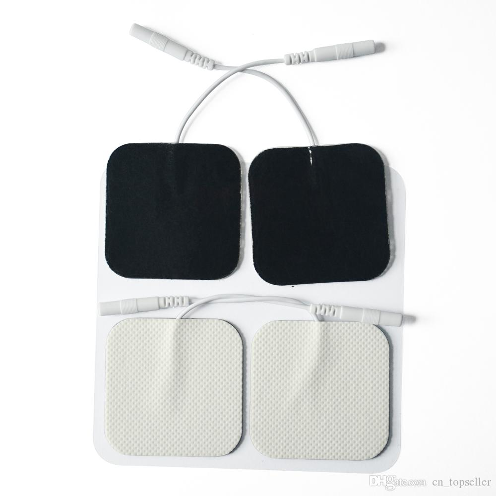 Konmed FDA despejó almohadillas de electrodo de masaje de alta calidad, no tejidas, de 2