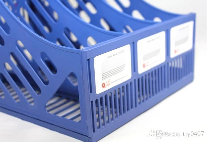 File holder box Black Leather 2019 Desktop Storage Triple File Holder Data Holder Plastic File Box File Column Wholesale From Tjy0407 654 Dhgatecom Dhgate 2019 Desktop Storage Triple File Holder Data Holder Plastic File Box