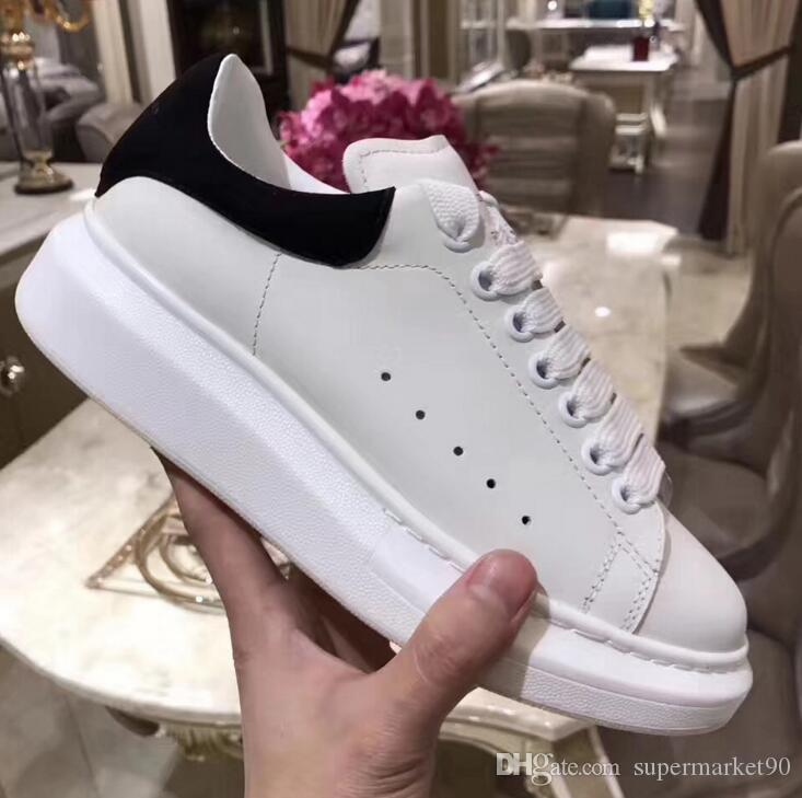 2018 Trendy Casual Shoes Paris Hot Sale Mens Womens Fashion Designer Sneakers Street Footwear Dress Shoe Sports Tennis Hot Selling