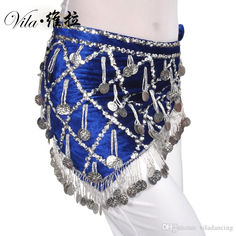 The newest Egyptian belly dance waist chains Belly dance hip scarf belt Belly dance waist chain