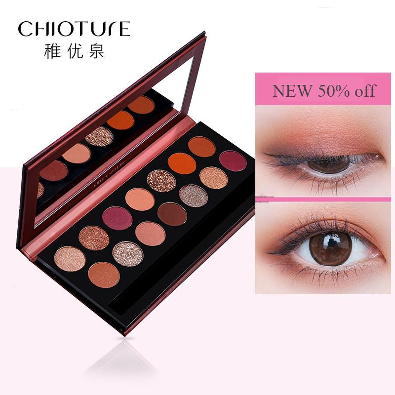 Beauty & Health Lower Price with Best Deal New Fashion Multi-color Cosmetic Matte Eyeshadow Cream Makeup Eye Shadow Palette Shimmer 40 Color Eyeshadow Pigment