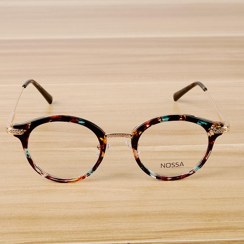 b1d1ec5122f 2018 Gafas Glasses Women s Fashion Flat Light Mirror Korean Version Super  Protective Eyepiece Nearsighted Picture Frame Fra Eyewear Frames Cheap  Eyewear ...