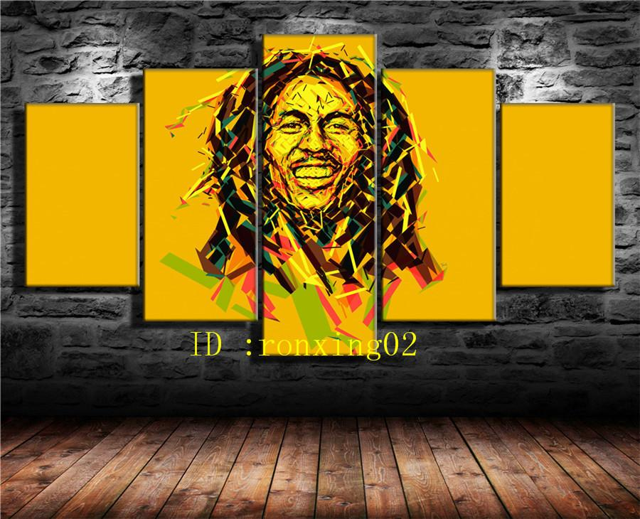 2018 Bob Marley,Home Decor Hd Printed Modern Art Painting On Canvas ...