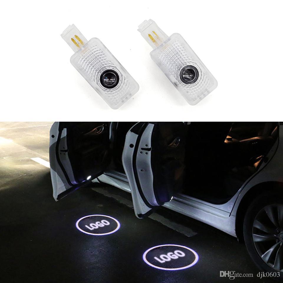 2019 Car Door Light Special Welcome Light Laser Light
