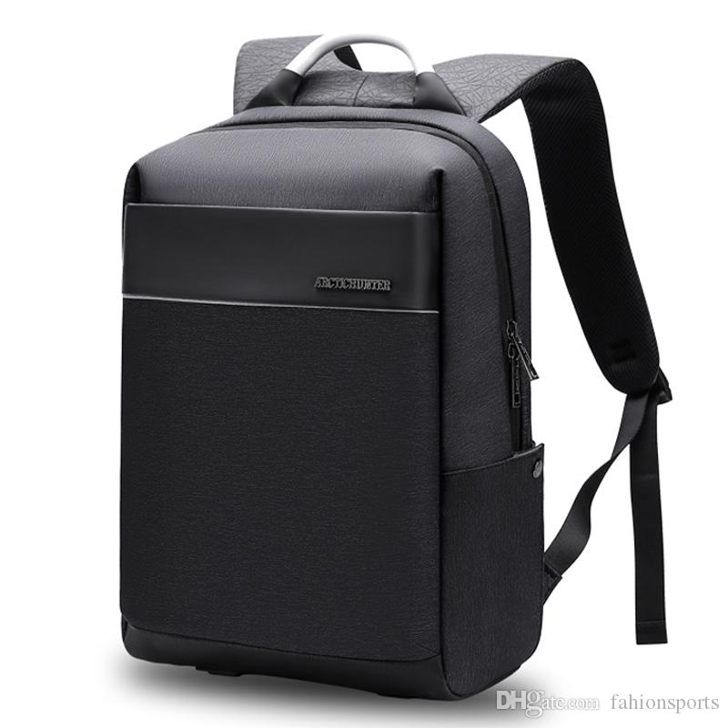 4fa7be87aa29 2019 New Laptop Backpack Men S Fashion Students USB Charging Business  Traveling Waterproof Casual Style Computer Boy School Bag From  Fahionsports