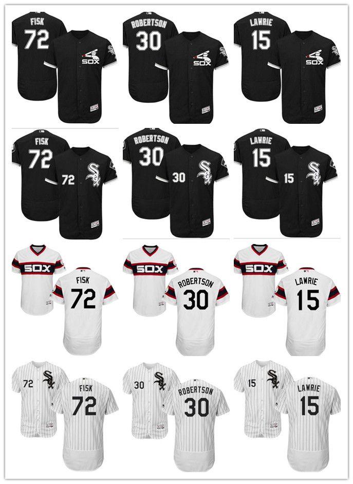 4b14790afb8 2018 Custom Men s Women Youth Majestic Chicago White Sox 72 Carlton ...