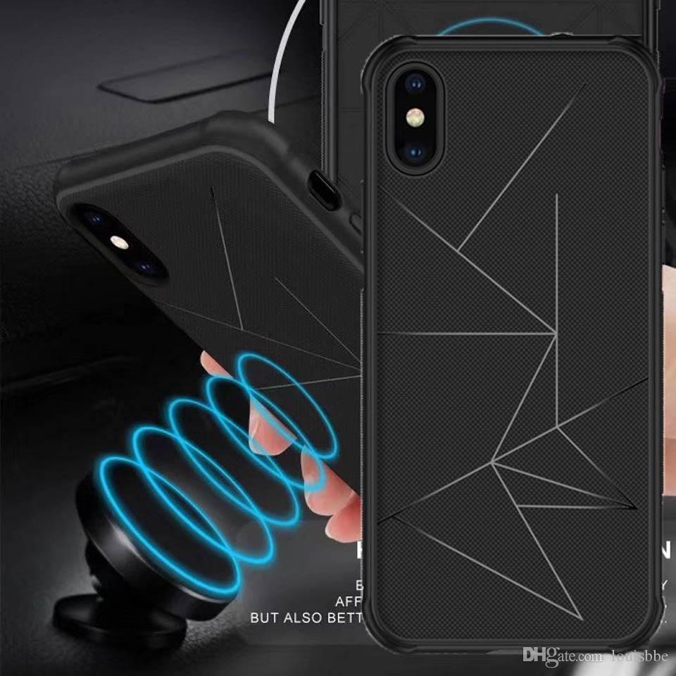 iphone xs max magnetic phone case