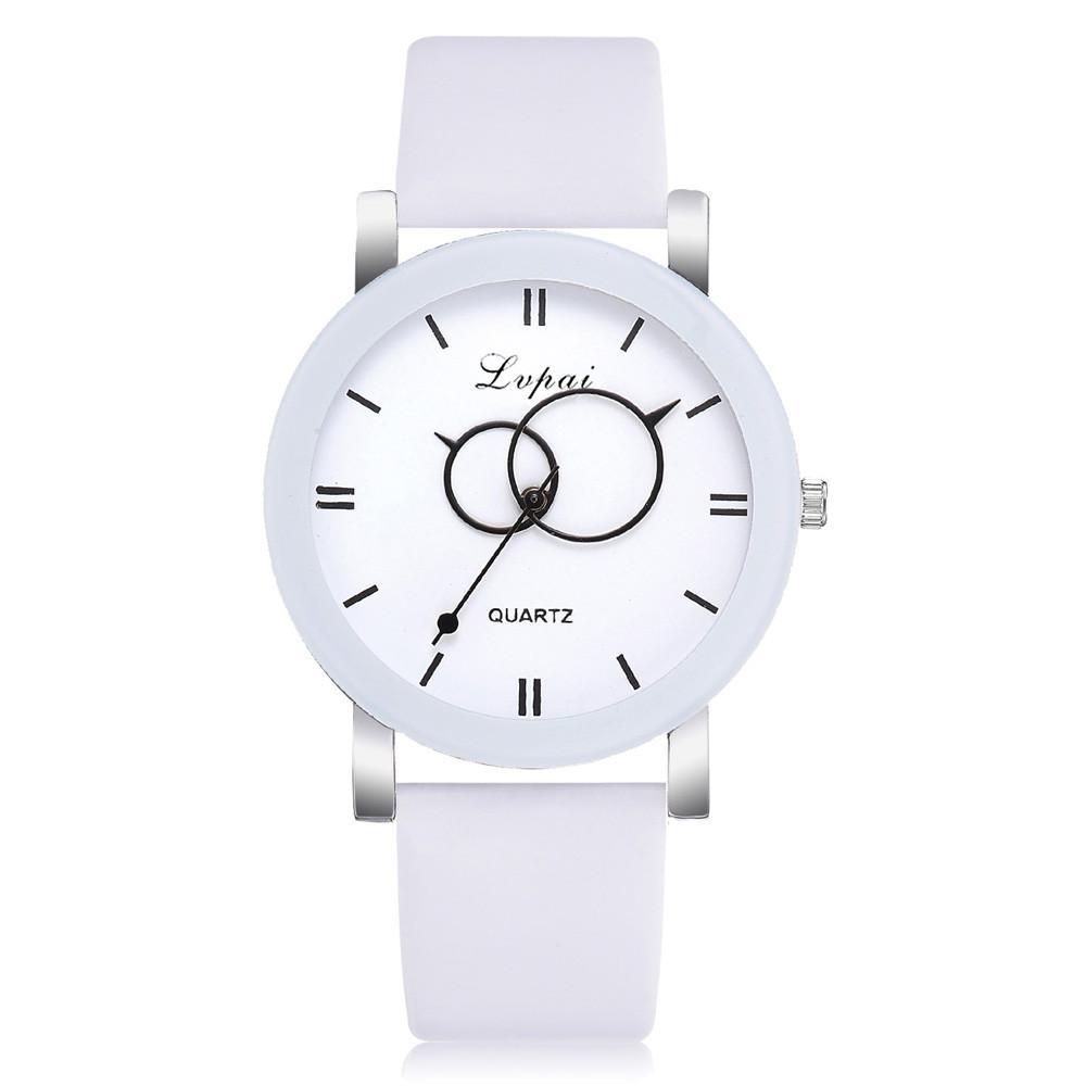 3310068a4f07 Luxury Fashion Women Watches Brand Quartz Wristwatch Casual Clock ...