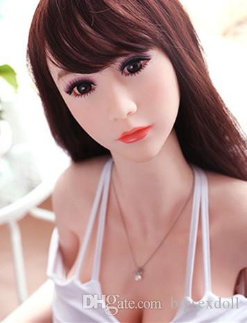 Japanese New Adult Sex Doll Lifelike Full Silicone Sex Love Dolls Real sexy toys for Men