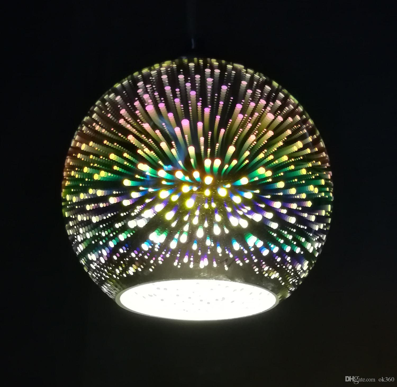Lampada a sospensione a LED di design classico con diametro di 15 cm