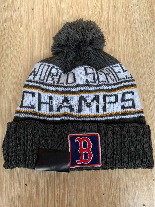 a6b97f3c67f 2018 Boston SERIES CHAMPIONS Winter Beanies WS Sideline Cold Weather ...