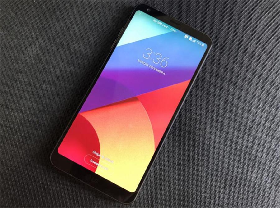 Original Refurbished LG G6 H870DS H870 H871 H872 VS988 5.7 inch Quad Core 4GB RAM 32/64GB ROM 13MP Unlocked 4G LTE Smart Phone DHL