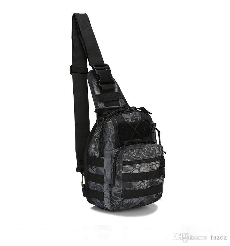 Sac à bandoulière Sac à bandoulière Sac à bandoulière Sac bandoulière MOLLE Tactical Gear Attachment System Sac à dos