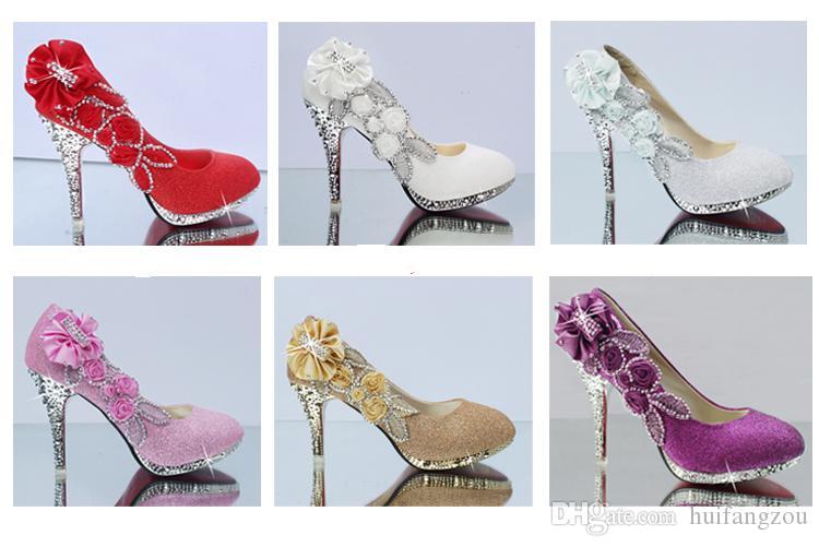ce1bae18f4 Vizzano Calçados Venda Quente Mulheres Sapatos De Casamento Princesa Estilo  Lace Applique Beading Decorado Nupcial Sapatos De Salto Alto Sapatos De ...