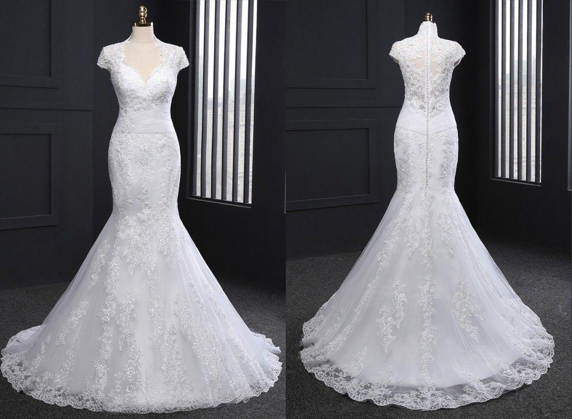 Schön Designer Hochzeitskleider Billig Fotos - Brautkleider Ideen ...