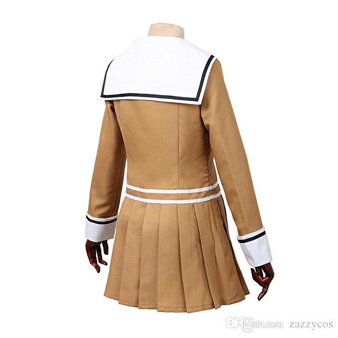 BanG Dream Cosplay Costume Tae Hanazono Dress Halloween Uniform
