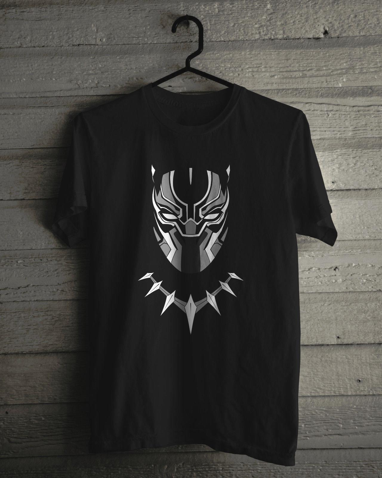 eefe0e2fe4 Black Panther T Shirt