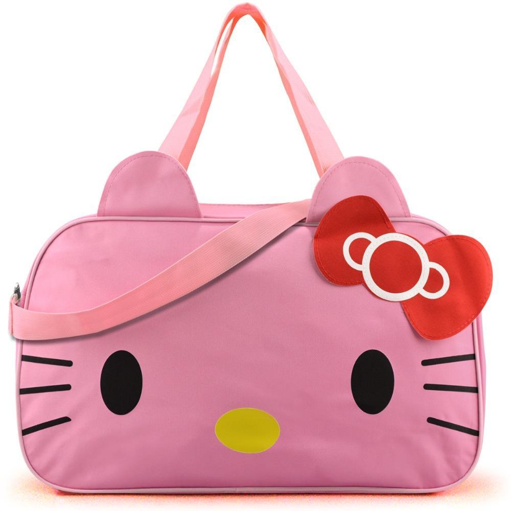 Bolso Lindo De Mujer Kitty Compre Para Viaje Hello UBPqPwd