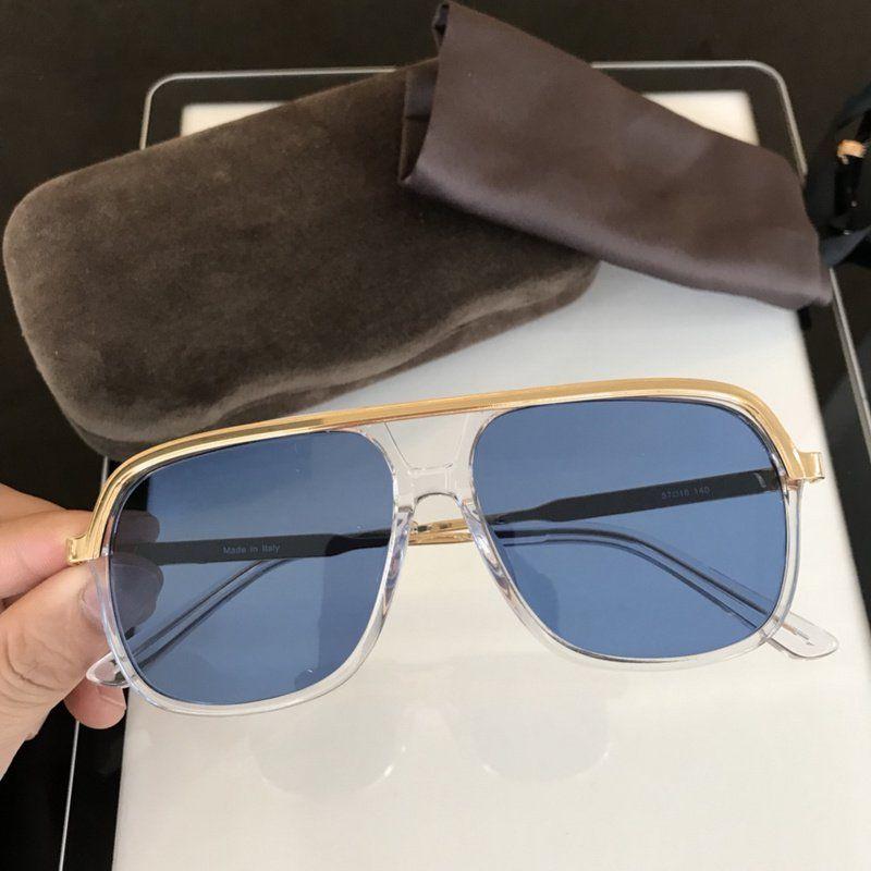 4cfb02e92cae Fashion Luxury Brand Pilot Cat Eye Sunglasses Men 0200s Designer Vintage  Metal Acetate Frame Women Top Quality Uv Protection With Box Cheap  Prescription ...