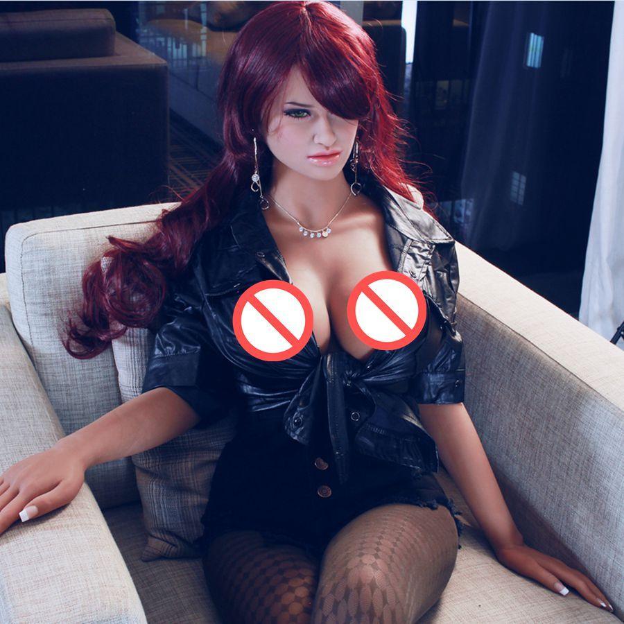 165cm Cute Japan Artificial Vagina Full Body Adult Sex Dolls Masturbation Full Silicone Love Doll For Men drop shipping