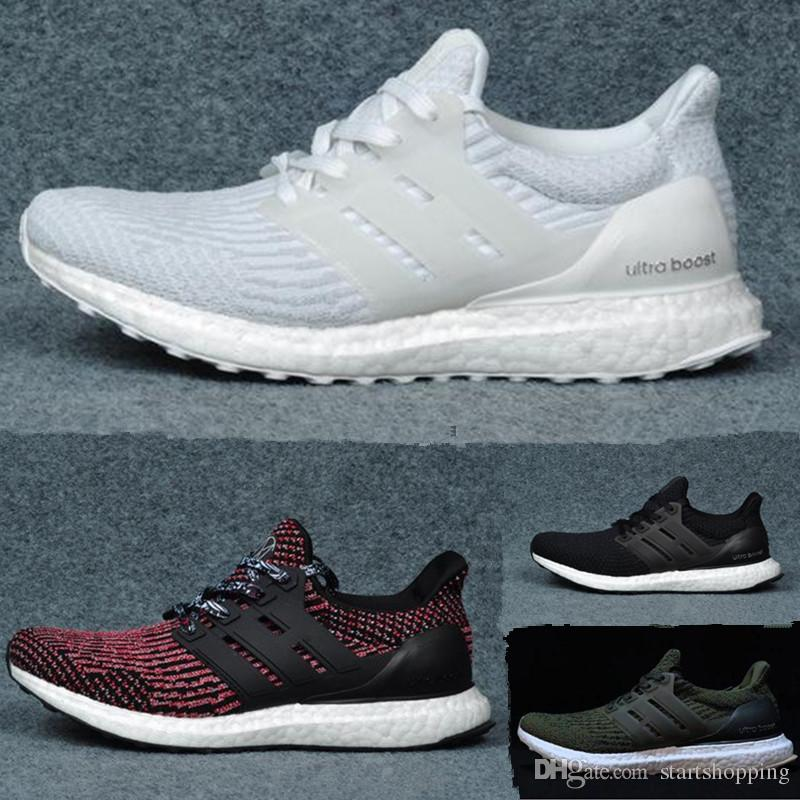 fccbe362b09c45 2019 2019 Ultra Boosts 4.0 Running Shoes Ultraboost 3.0 Runner Mens Walking  Sneakers Women Trainers Designer Shoe From Startshopping