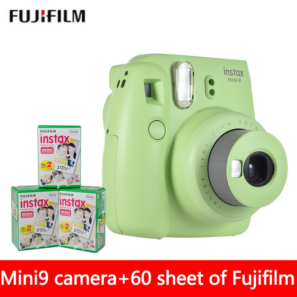 2019 New Fujifilm Instax Mini 9 Instant Photo Camera   60 Sheet Fuji     Fujifilm Instax Mini 8