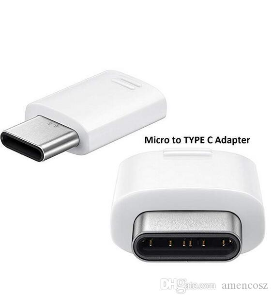 Digital Cables 5pc Usb-c Type-c To Micro Usb Data Charging Adapter For Android Phone Adapter Cable Factory Price