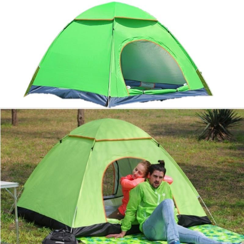d82390c84d4c Compre Camping Pop Up Tienda De Campaña 3 4 Personas Playa Tienda De Playa  Impermeable Ultraligero Excursión Al Aire Libre Picnic Plegable Tiendas ...