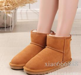 0c55541d6f6 2018 new High Quality UGG Women's Classic Warm Ankle BootsWomens boots Boot  Snow Winter boots leather boot US SIZE 5---13