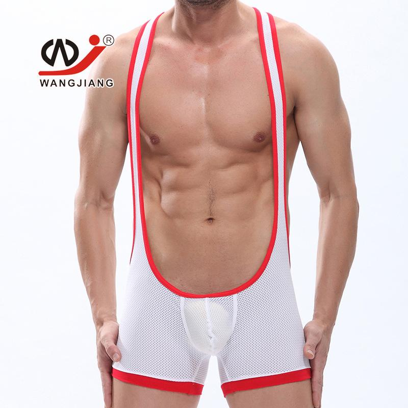 Wrestling men underwear sexy