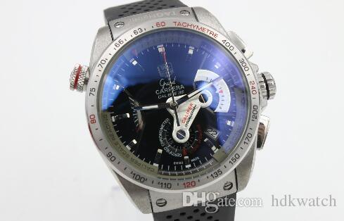Montre homme carrera chronographe bracelet