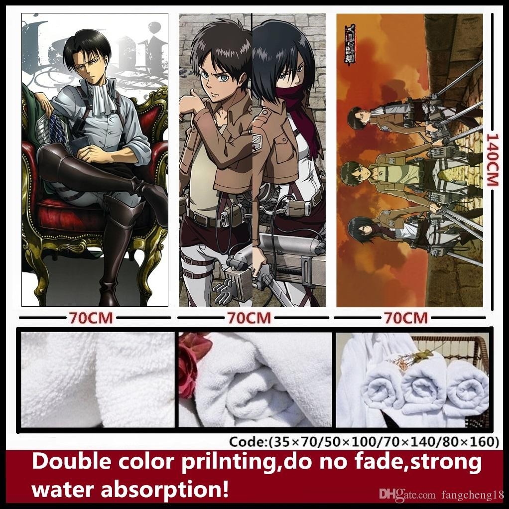 2019 Anime Attack On Titan Eren Jaeger Mikasa Ackerman Levi Rivaille ... 21aac3b13