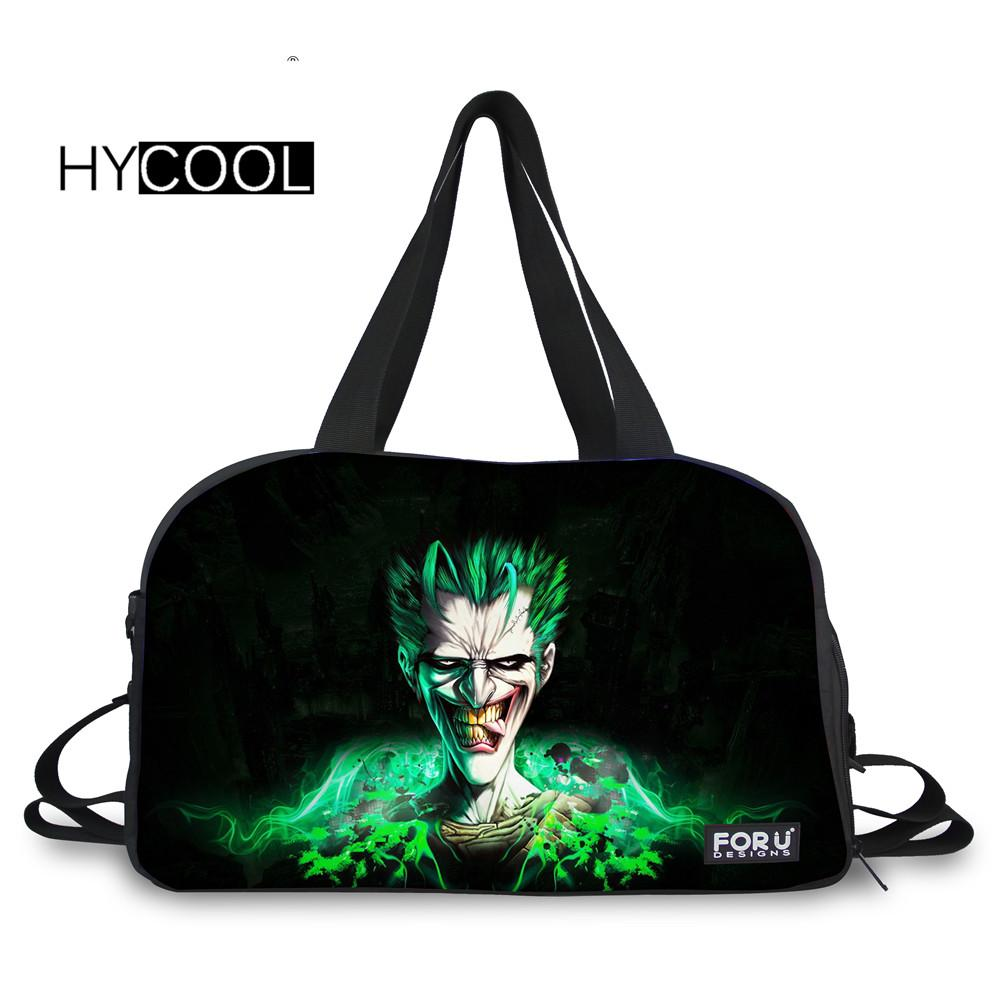 e07a583761 2019 HYCOOL Sports Men S Bag For Gym Fitness Outdoor Travel Camping Handbag  Multifunction Wear Resistant Yoga Bag Teens Gym Clown From Fwuyun