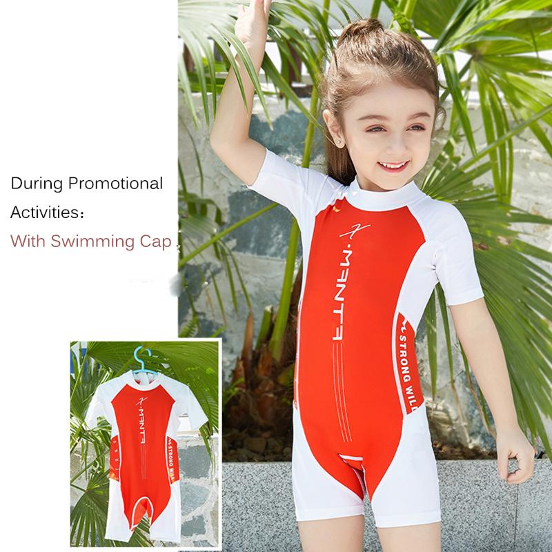 47c292d4ca 2019 Children Swimwear For Girls Boys Swimming Suit One Piece UV Sun  Protection Diving Surfing Jump Sets Bathing Suits Kids Swimwear From  Namenew, ...