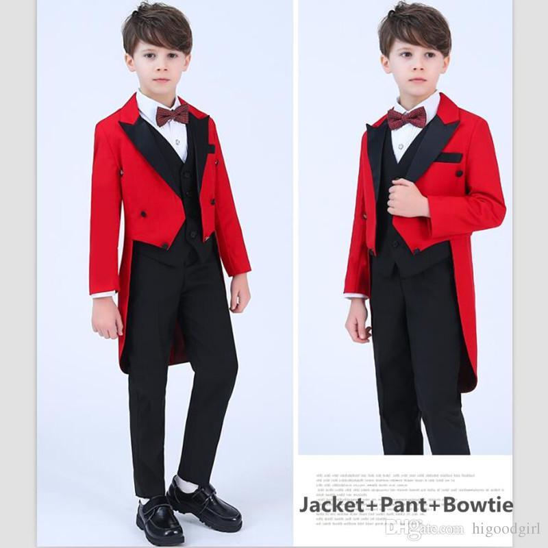 Turquoise Bow tie sz 16-20 Teen Boy Black FORMAL Wedding Prom Party Tuxedo Suit