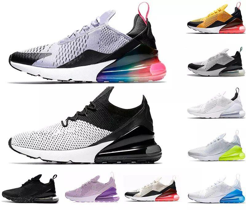 33075630a121c New Arrivals French champion 270 Men Shoes maxes Black White Cushion Triple  Mens Sneakers Fashion air