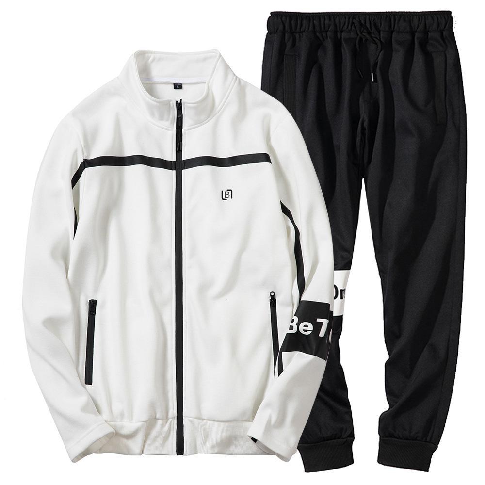 Acheter Survêtement 2018 Marque Survêtement Hommes Sportswear Mode Hiver  Chaud Sweatpants Hoodies Mens Plus Taille Belle Survêtement De  47.4 Du  Michalle ... d4962f5530a